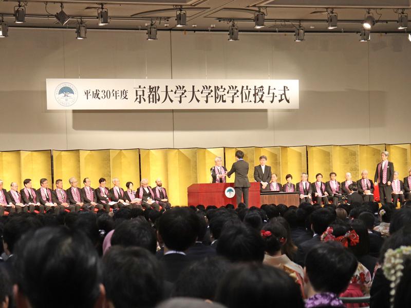 大学 式 2020 卒業 京都