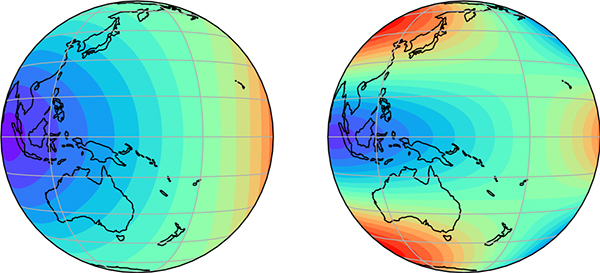 地球大気の共鳴振動を網羅的に検出 -大気は梵鐘のように「鳴り響いて ...